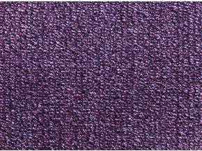 Metrážový koberec bytový Tagil Filc 47831 fialový - šíře 4 m