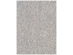 Metrážový koberec bytový Tagil Filc 80331 světle šedý šíře 3 m
