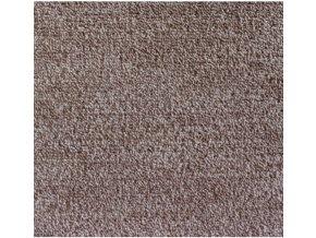 Metrážový koberec bytový Leon 11344 hnědý - šíře 4 m