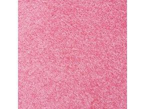 Metrážový koberec bytový Jamaica filc 7785 růžový - šíře 4 m (Šíře role Cena za 1 m2)