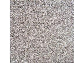 Metrážový koberec bytový Tramonto Filc 6324 béžový - šíře 5 m