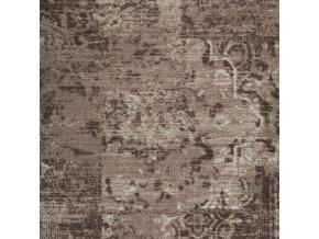Zátěžový koberec metráž Raspini AB 7950 hnědý - šíře 4 m (Šíře role Cena za 1 m2)