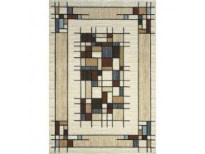 Moderní kusový koberec Vincenza béžový H818 (Typ 200x290 cm)