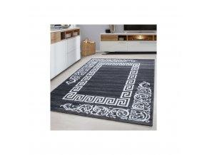 Moderní kusový koberec Miami 6620 Grey | šedý (Typ 80x300 cm)