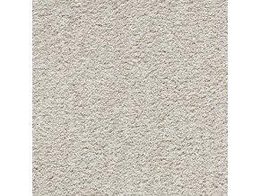 Metrážový koberec bytový Diplomat III 6601 - šíře 4 m šedý