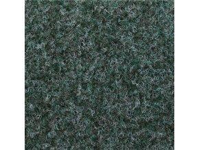 Koberec metráž zátěžový Basic Gel Guma 5061 zelený