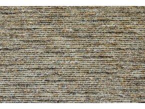 Metrážový koberec bytový Woodlands 800 hnědý - šíře 4 m