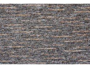 Metrážový koberec bytový Woodlands 960 šedý - šíře 4 m