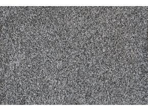 Metrážový koberec bytový Dalesman 77 šedý - šíře 5 m