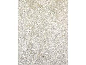 Metrážový koberec bytový Evora 600 béžový - šíře 4 m (Šíře role Cena za 1 m2)
