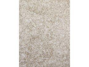 Metrážový koberec bytový Evora 630 béžový - šíře 4 m (Šíře role Cena za 1 m2)