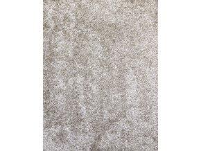 Metrážový koberec bytový Evora 910 šedý - šíře 4 m (Šíře role Cena za 1 m2)