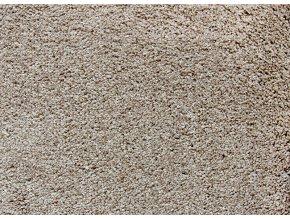 Metrážový koberec bytový Richmond 63 béžový šíře 5 m