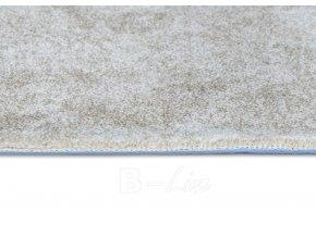 Metrážový koberec bytový Serenade 110 hnědý šíře 4 m