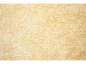 Metrážový koberec bytový Serenade 283 žlutý - šíře 4 m (Šíře role Cena za 1 m2)