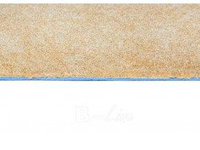 Metrážový koberec bytový Serenade 283 žlutý - šíře 4 m