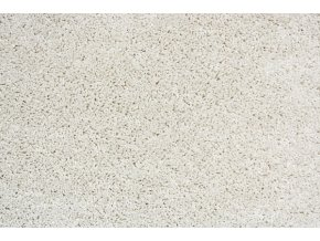 Metrážový koberec bytový Serenity 610 bílý - šíře 3 m (Šíře role Cena za 1 m2)