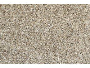 Metrážový koberec bytový Serenity 650 hnědý - šíře 4 m (Šíře role Cena za 1 m2)
