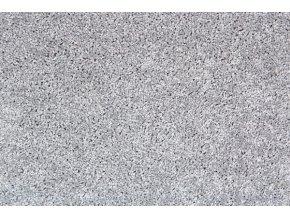 Metrážový koberec bytový Serenity 900 šedý šíře 3 m