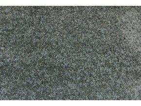 Metrážový koberec bytový Serenity 940 šedý šíře 3 m