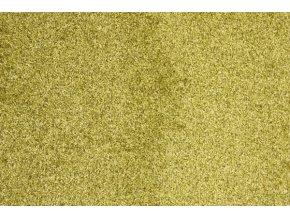 Metrážový koberec bytový Sierra 24 zelený šíře 4 m