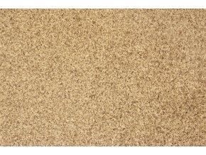 Metrážový koberec bytový Sierra 34 béžový - šíře 4 m (Šíře role Cena za 1 m2)
