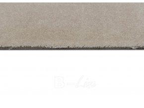 Metrážový koberec bytový Spinta 37 béžový - šíře 4 m
