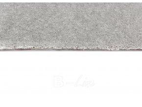 Metrážový koberec bytový Spinta 97 šedý šíře 4 m
