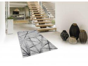 Moderní kusový koberec Vegas Home 59BWB (Typ 66x110 cm)