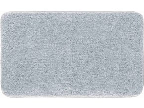 Koupelnová předložka GRUND Melange Stříbrná