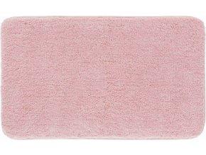 Koupelnová předložka GRUND Melange Růžová