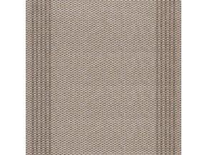 Koberec běhoun buklák  Natura 3412 béžová - šíře 80 cm