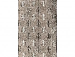 Metrážový koberec bytový Valencia  béžový - šíře 4 m
