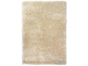 Chlupatý kusový koberec Monte Carlo   pískový