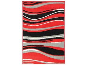 Moderní kusový koberec Portland 1598Z23C | červený
