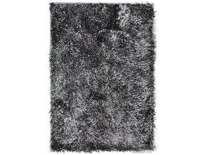 Koupelnová předložka Rasta Micro New | černá