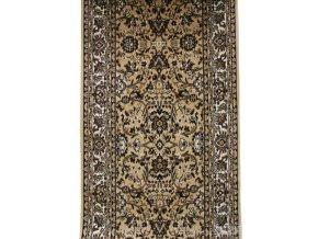 Klasický koberec běhoun Practica 59/EVE | světle hnědý
