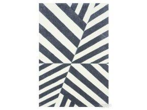 Moderní kusový koberec Pastel Art 23/GVG| šedý