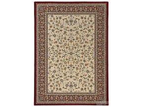 Klasický kusový koberec Da Vinci 57221/6414 | červený
