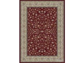 Klasický kusový koberec Da Vinci 57221/1414 | červený