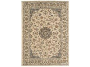 Klasický kusový koberec Da Vinci 57165/6454   béžový