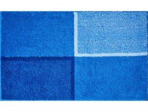 Koupelnová předložka GRUND Diviso | modrá (Typ 60x60 cm)