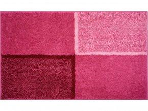 Koupelnová předložka GRUND Diviso | růžová (Typ 60x60 cm)