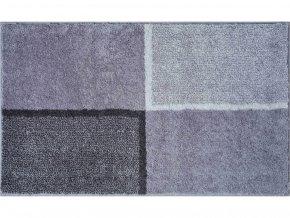 Koupelnová předložka GRUND Diviso | šedá (Typ 60x60 cm)