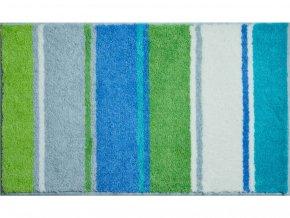 Koupelnová předložka Grund Summer time | modrá (Typ 50x60 cm)