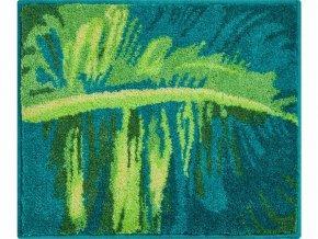 Koupelnová předložka Grund Tropical | zelená (Typ 50x60 cm)