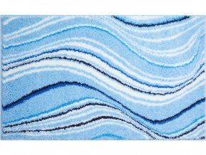 Koupelnová předložka Grund Vela | modrá (Typ 50x60 cm)