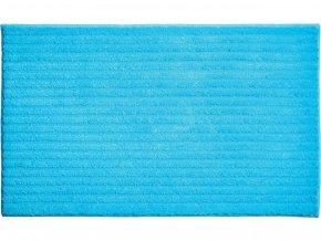 Koupelnová předložka GRUND Riffle | tyrkysová (Typ 50x60 cm)