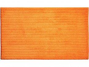 Koupelnová předložka GRUND Riffle | oranžová (Typ 50x60 cm)