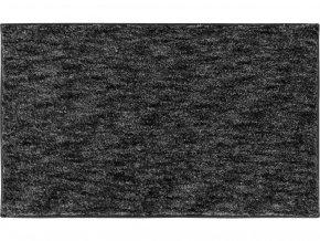 Koupelnová předložka Grund Mirage | černá (Typ 50x60 cm)